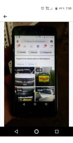vendo celular moto e4 barato