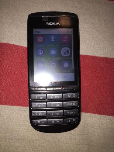 vendo celular nokia asha n300 barato $35