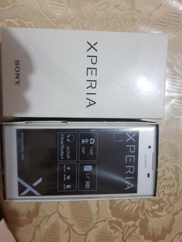 vendo celular nuevo, modelo xperia l1