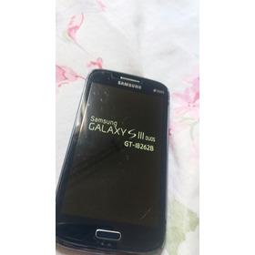 Vendo Celular Samsung Siii Funcionando Perfeitamente!!!!