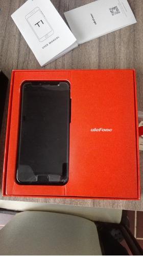 vendo celular ulefone t1, con su caja y todo (no prende)