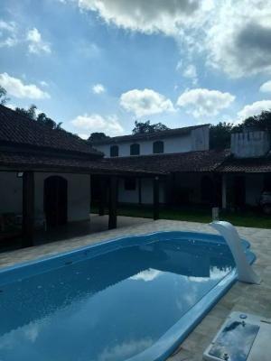vendo chácara c/ 4 dormitórios e piscina em itanhaém-sp!!!