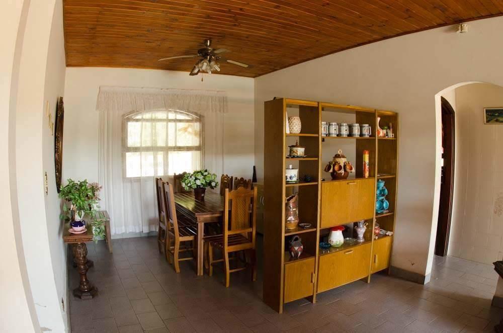 vendo chácara no condomínio aldeia dos laranjais - sp