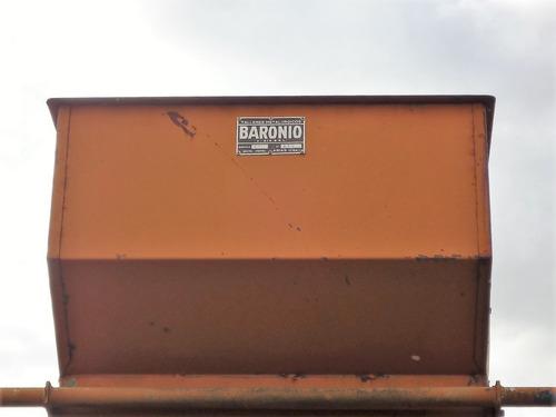 vendo chamiquera baronio, practicamente sin uso.