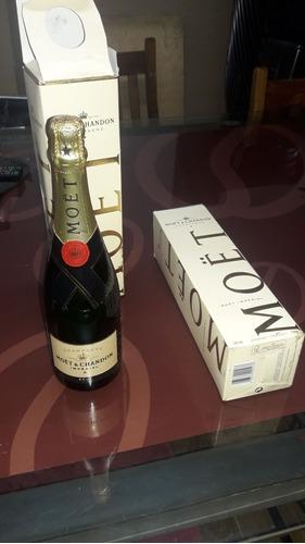 vendo champagne möet & chandon