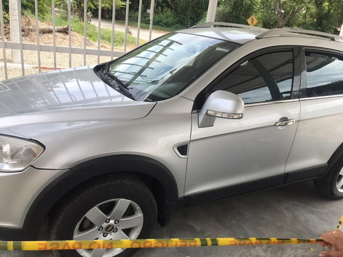 vendo chevrolet captiva 2008 - negociable