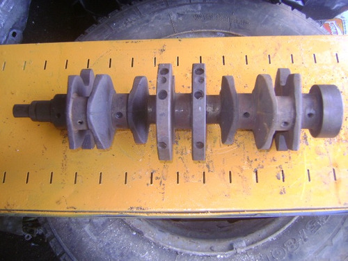 vendo cigueñal de mitsubishi lancer año 1994, motor 1500