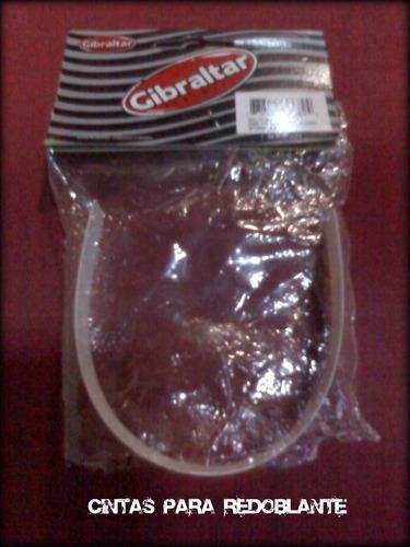 vendo cintas para chirreador de redoblante marca gibraltar