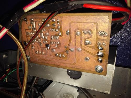 vendo circuito amplificador 100w rms discomovil subwoofer
