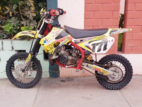 vendo cobra 65cc motocross