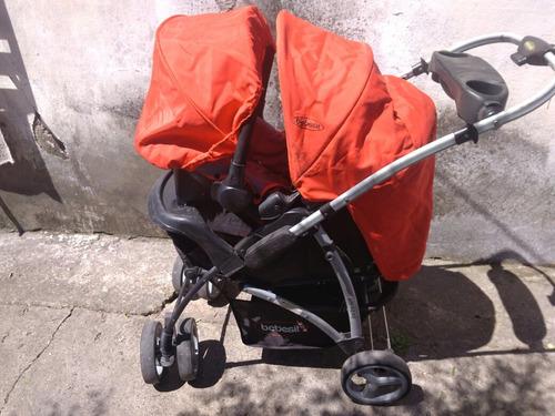 vendo coche con silla bebesit en buenas condiciones