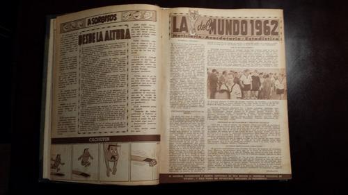vendo colección de revista estadio. son 594 números