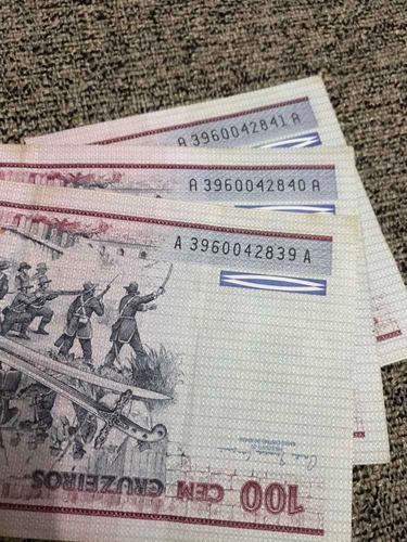 vendo coleção de cédulas nacionais tudo em série e moedas!