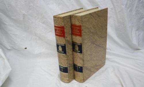 vendo combo diccionarios de la real academia española 1984.