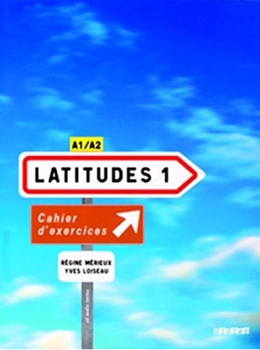 vendo combo latitudes 1  livre d' eleve cahier activité cds