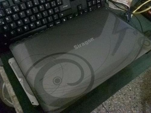 vendo como nueva laptop siragon sl6310 dj skeyn