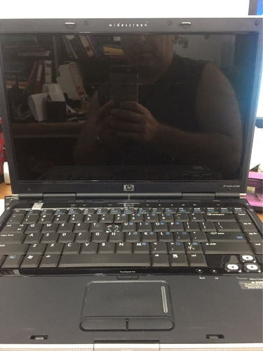 vendo como repuestos 2 notebook hp modelo widescreen