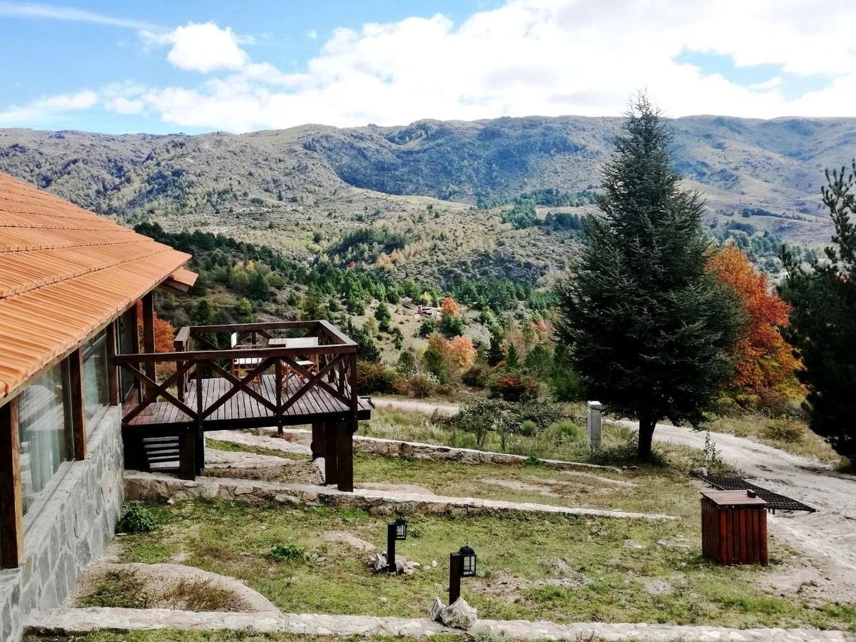 vendo complejo 2 cabañas en la cumbrecita, lugar soñado!