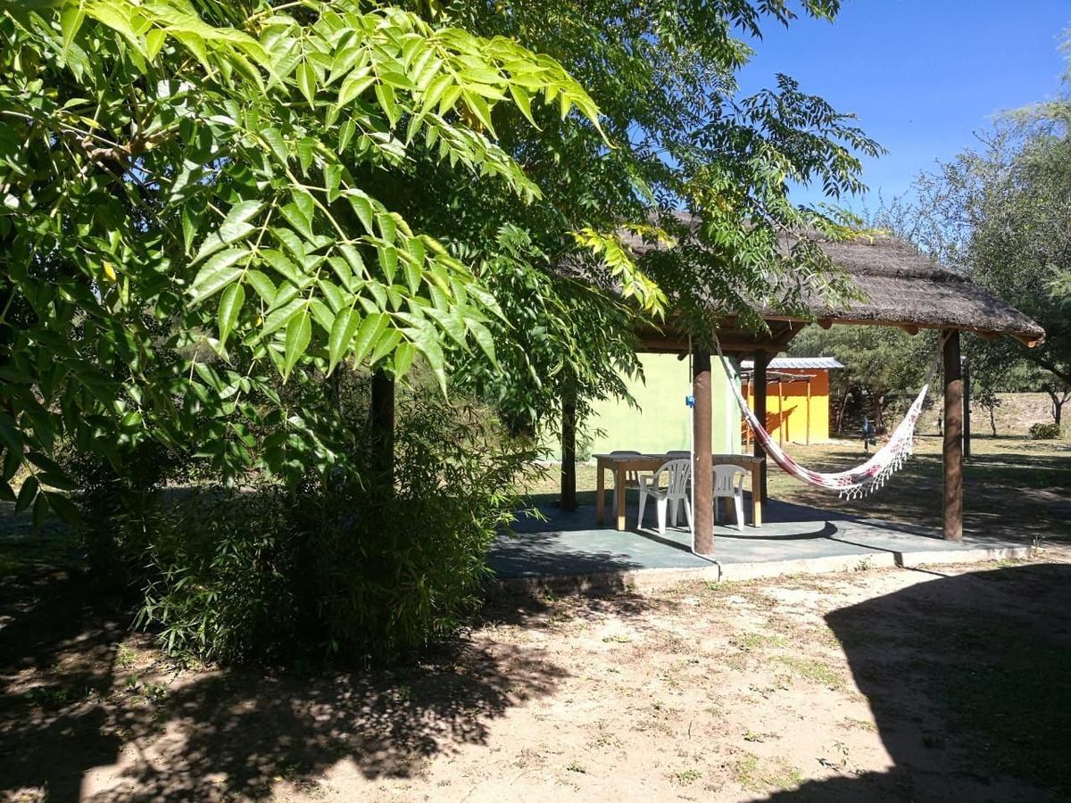 vendo complejo de cabañas sobre acceso a san marcos sierras