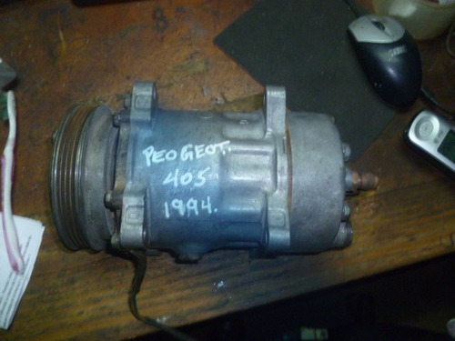 vendo compresor aire acondicionado de peugeot 405, año 1994