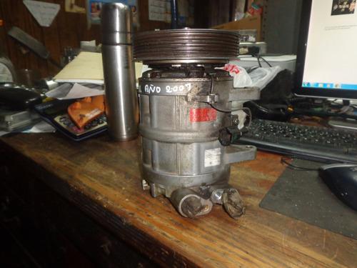 vendo compresor de nissan patrol, año 2003, diesel, motor 3.