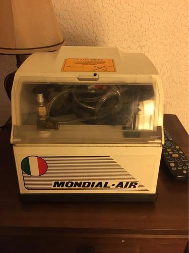 vendo compresor mondial-air