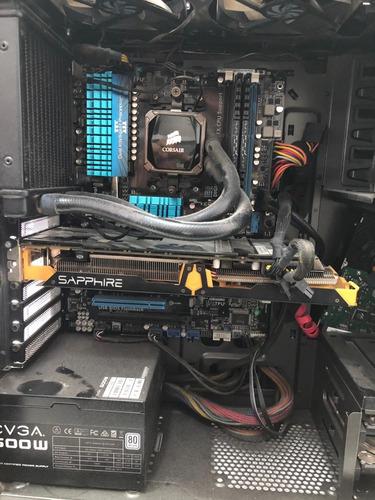 vendo computador gamer