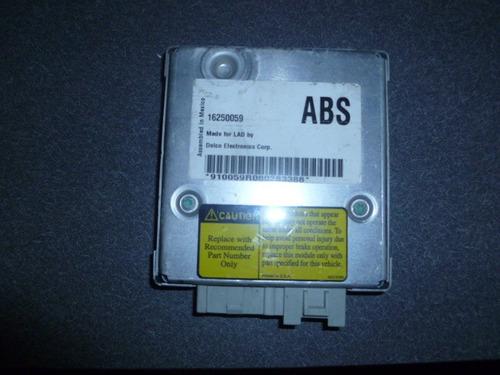vendo computadora de abs de chevrolet cavalier año 1998