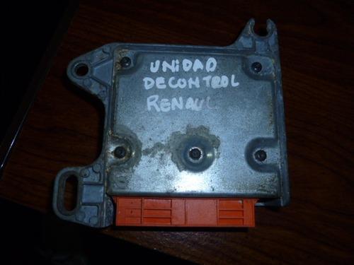 vendo computadora de control air bag de renault