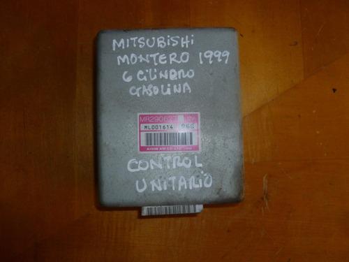 vendo computadora de isuzu rodeo, año 2002, 6 cilindros gas.