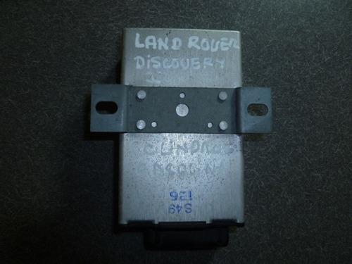 vendo computadora de land rover discovery i