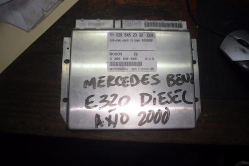 vendo computadora de mercedes benz e320, 029 545 23 32 q01