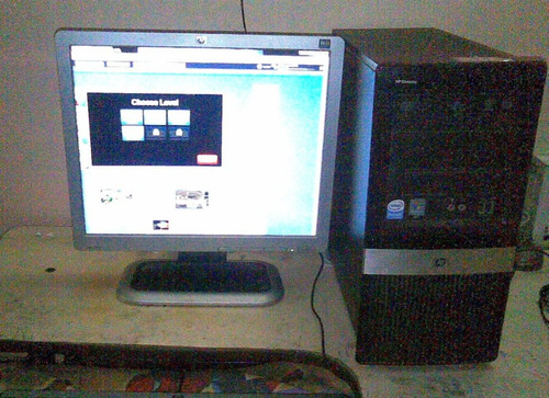 vendo computadora hp original
