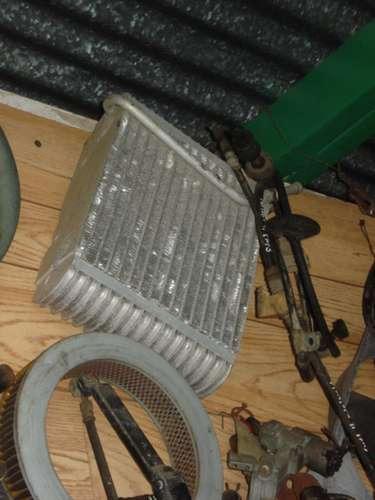 vendo condensadores para aire acondicionados de carro