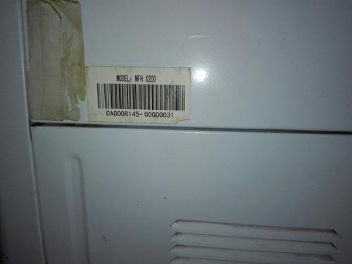 vendo congeladora en buen estado poco uso