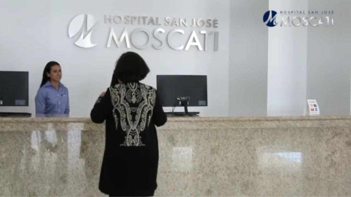 vendo consultorio hospital san jose moscati