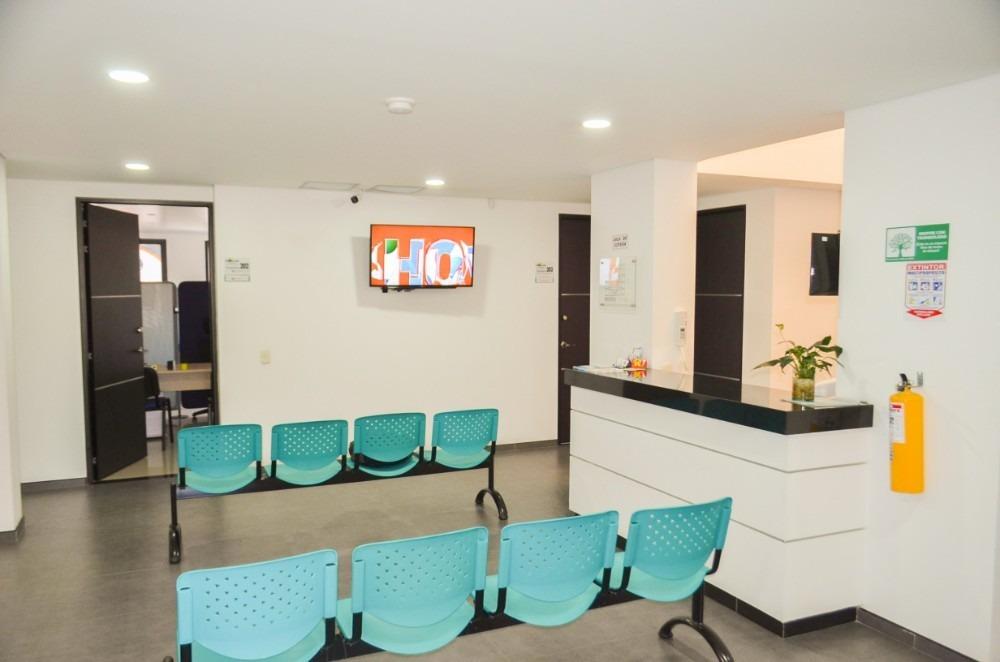vendo consultorio medico + garaje sopo nuevo estrene 16 m2 +