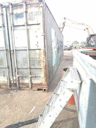 vendo contenedor maritimo 40