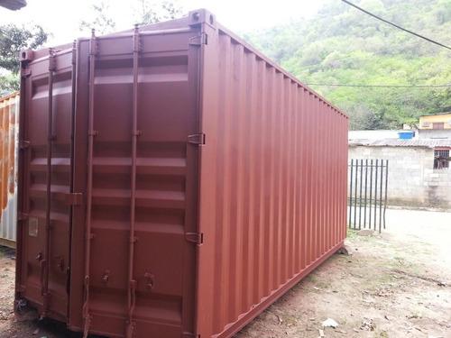vendo contenedores y container  de 20 y 40 pies