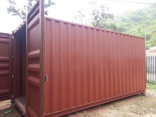 vendo contenedores y container para deposito de 20 y 40 pies