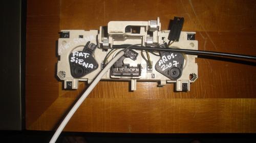 vendo control aire acondicionado de fiat siena, # 117 364