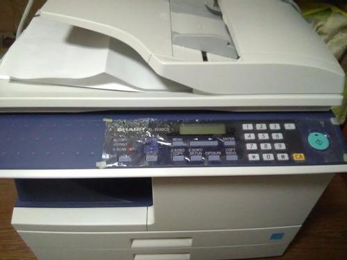 vendo copiadora sharp al-2050cs usada