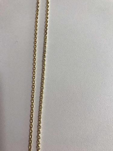 vendo cordão de ouro
