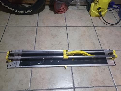 vendo cortadora de  cerámico de  35  pulgadas usada