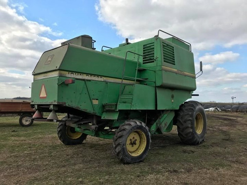 vendo cosechadora 1175