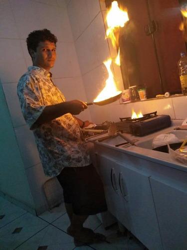 vendo cozinheiro