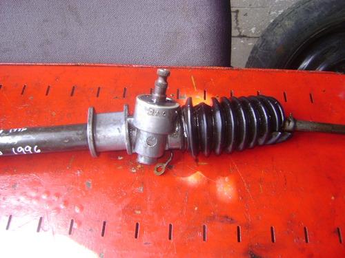 vendo cremallera de direccion de daewoo tico, 1996, mecanica