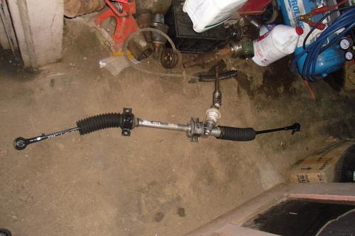 vendo cremallera de mazda 323 f, año 1999, mecanica