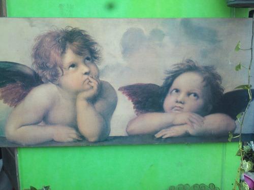 vendo cuadros he imagenes. y un niño jesus. antigüedades.