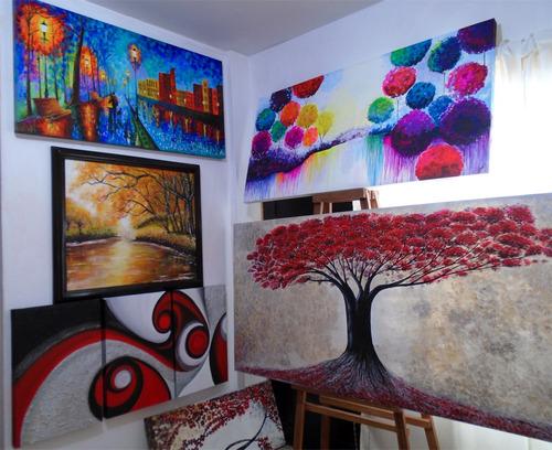vendo cuadros para decorar diversos ambientes.